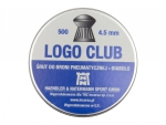 Śrut H&N Logo Club 4.5 mm - 500 szt.