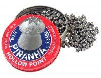 Śrut Crosman Piranha Hollow Point 5,5 mm 400 szt. (LPPH22)
