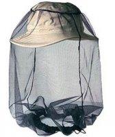 Moskitiera na głowę Mosquito Head Net z permethrinem