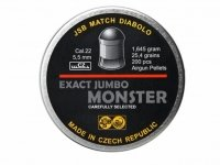 Śrut Diabolo JSB EXACT 5,52 mm JUMBO MONSTER