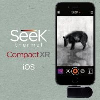 Kamera termowizyjna SeeK Thermal CompactXR iOS