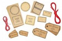 Etykiety i naklejki do dekoracji HOME MADE - 120 szt Kitchen Craft