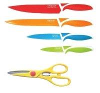 Noże Kuchenne Zestaw 6 Elemenów KH-5170