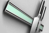 Lustrzana listwa magnetyczna zielona 300mm