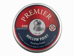 Śrut Crosman Diabolo Premier Hollow Point 5,5 mm 500 szt.