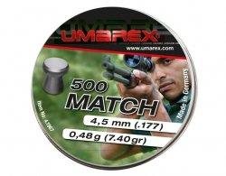 Śrut Umarex Match 4,5 mm 500 szt. (4.1967)