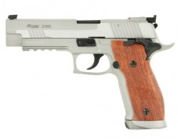 Wiatrówka Sig Sauer P226 X-Five 4,5 mm - silver (288512)