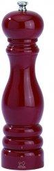 Paris Młynek do pieprzu ciemny czerwony połysk 30 cm PG-23645