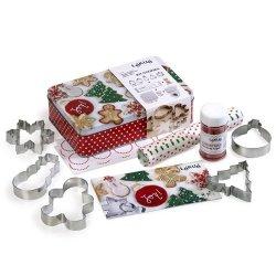 Zestaw do pierniczków CHRISTMAS Lekue