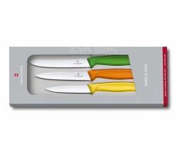 Zestaw noży 3 sztuki Victorinox 6.7116.31G