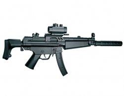 Pistolet maszynowy ASG DLV B&T5 A5 AEG SET (17274)