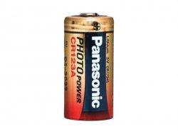 Bateria litowa Panasonic CR123 3V, 1 szt.