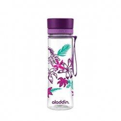 Butelka AVEO - fioletowa - 0.6L / Aladdin