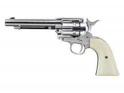 Rewolwer Colt SAA .45-5,5 nikiel 4,5 mm CO2