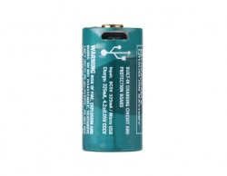 Akumulator 3,7V Olight RCR123A/16340 650 mAh (ORBC-163CO6)