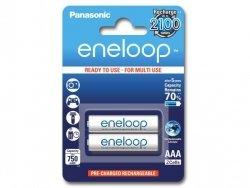 Akumulator Panasonic Eneloop AAA 750 mAh - 2 szt.