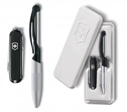 Zestaw Długopis - Scyzoryk Classic SD Victorinox 4.4343.2