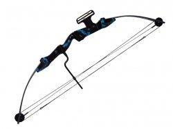 Łuk bloczkowy kompozytowy Poe Lang Cobra niebieski