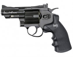 Rewolwer ASG CO2 Dan Wesson 2,5'' BLK (17175)