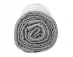 Ręcznik szybkoschnący Dr.Bacty Medium Grey
