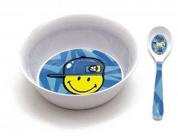 Zak! - Łyżeczka dla chłopczyka Smiley Kid