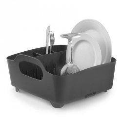 UMBRA - Suszarka na naczynia, czarny, Tub