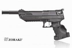 Wiatrówka pistolet Zoraki HP-01 ultra PCA 4,5 mm