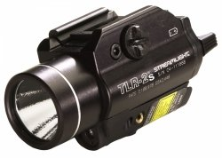 Latarka Streamlight TLR-2S LED, FUNKCJĄ STROBO ORAZ LASEREM