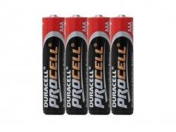 Baterie alkaliczne AAA Duracell Procell, 4 szt.