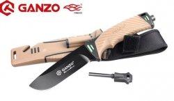 Nóż o stałej klindze Ganzo G8012-DY