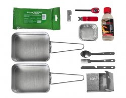 Zestaw do gotowania BCB Outdoor Cooking Set (CN020)