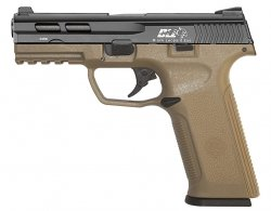 Pistolet GBB ICS XAE - dual tone (18956)