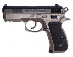 Pistolet ASG CZ 75D Compact - flat dark earth (18603)