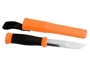 Nóż Mora 2000 pomarańczowy