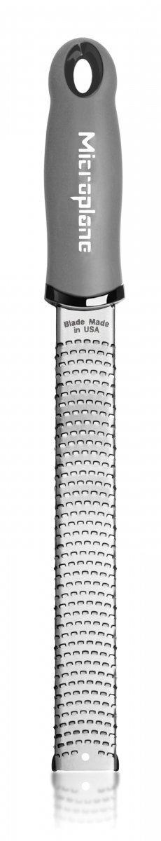 Tarka PREMIUM ZESTER - szara Microplane