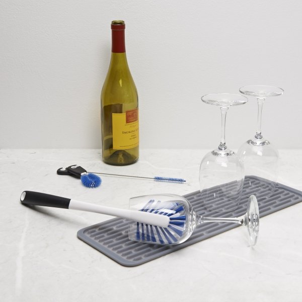 Szczotki do bidonów i butelek – 3 szt. – Good Grips OXO