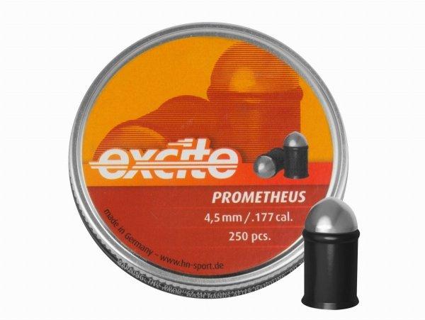 Śrut diabolo H&N Excite Prometheus 4,5 mm 250 szt.