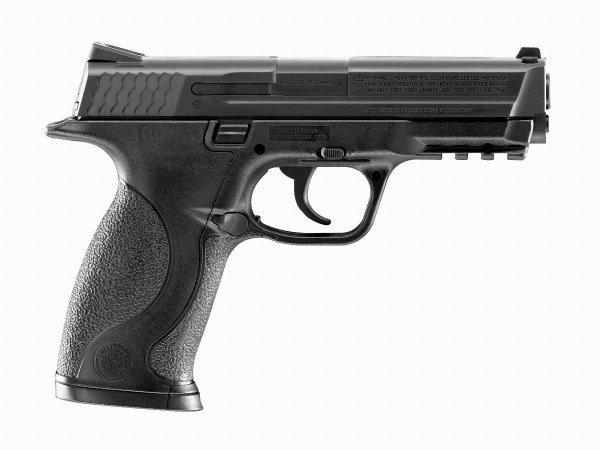 Pistolet wiatrówka Smith&Wesson M&P 40 czarna 4,5