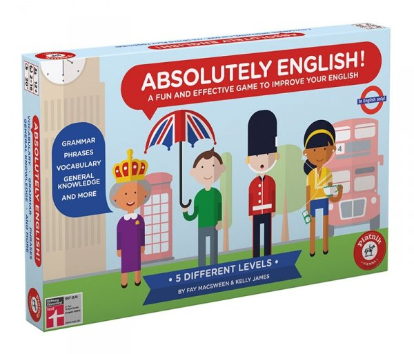 Absolutely English!