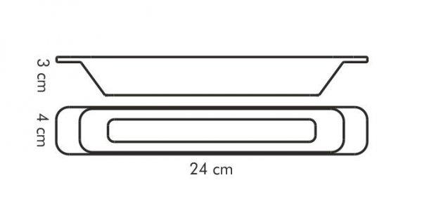 Misa do oliwek 24x4 cm