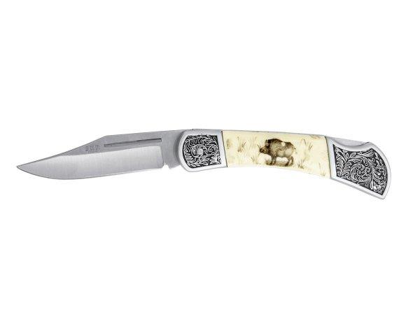 Nóż Joker  (JKR114) ostrze: 8cm, dekorowany