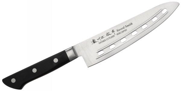 Nóż Szefa Air Holes 18 cm Satake Satoru