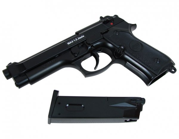 Pistolet ASG M9 Blow Back Full Metal (11112)