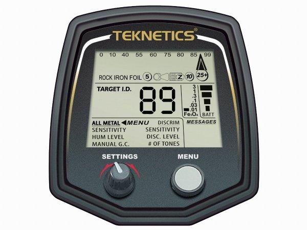 Wykrywacz metali Teknetics TK2 SE 5'' DD 11''