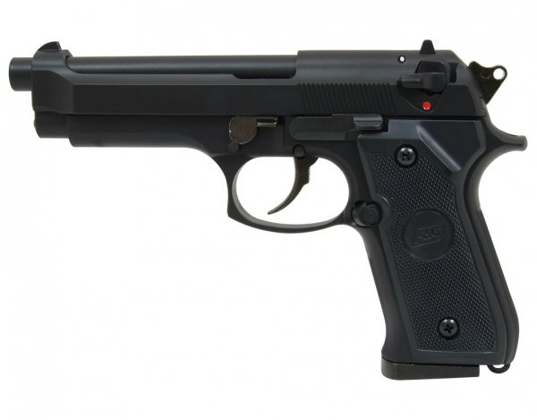 Pistolet ASG GG M92F Black (11555)