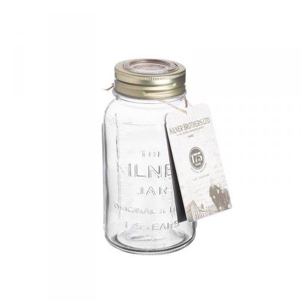 Kilner  Słoik 0,75l, Anniversary Jar