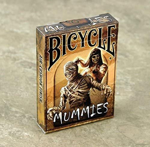 Karty Bicycle Mummies