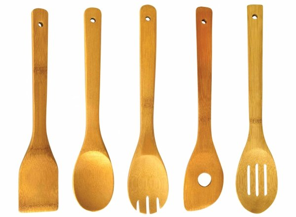Zestaw przyborów kuchennych 5 elementów KH-1361
