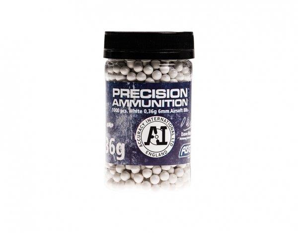 Kulki ASG Precision Ammunition Heavy 0,36 g 1000 szt. (18723)