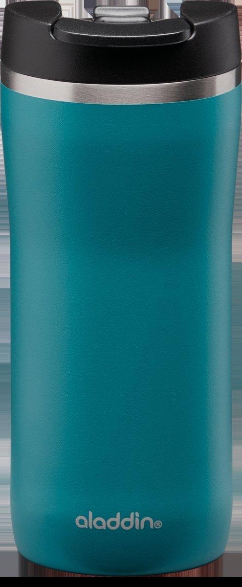 Kubek termiczny MOCCA Leak-Lock - turkusowy- 0,35 L / Aladdin